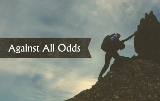 """Wed 5/25/16 – """"Dealing With Loneliness"""" – Against All Odds"""