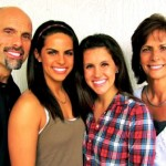 Pastor Tom, Cindy, Christina and Rachel